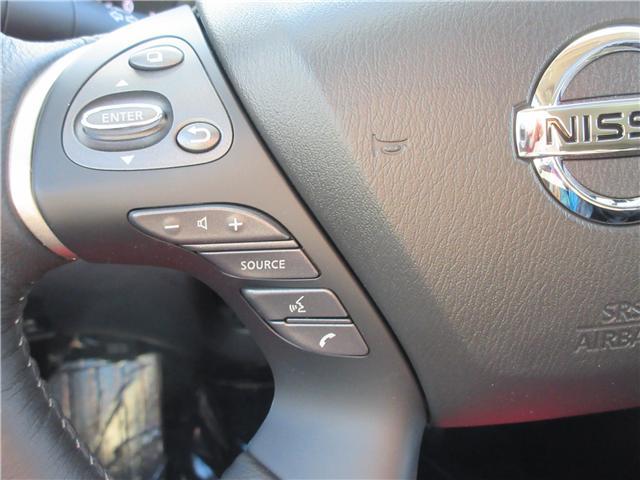 2019 Nissan Pathfinder SL Premium (Stk: 7917) in Okotoks - Image 11 of 25