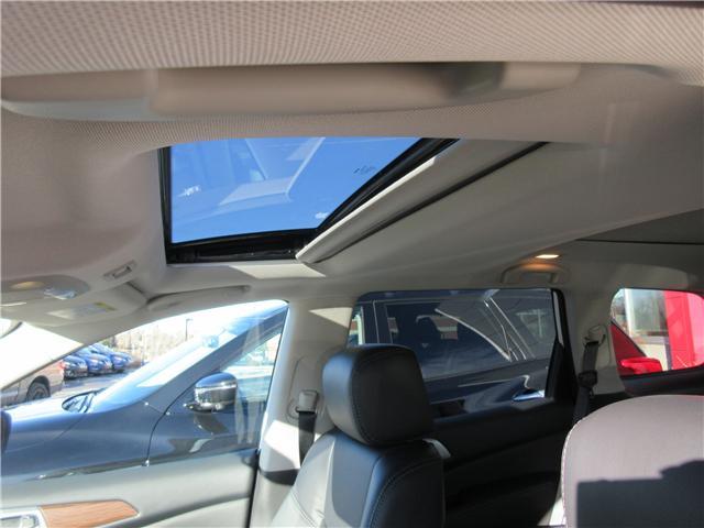 2019 Nissan Pathfinder Platinum (Stk: 8024) in Okotoks - Image 18 of 33