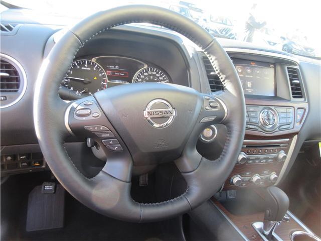2019 Nissan Pathfinder Platinum (Stk: 8024) in Okotoks - Image 5 of 33