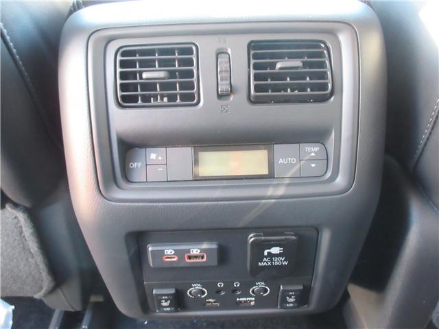 2019 Nissan Pathfinder Platinum (Stk: 8024) in Okotoks - Image 23 of 33