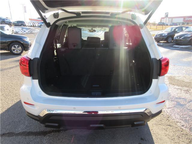 2019 Nissan Pathfinder Platinum (Stk: 8024) in Okotoks - Image 31 of 33
