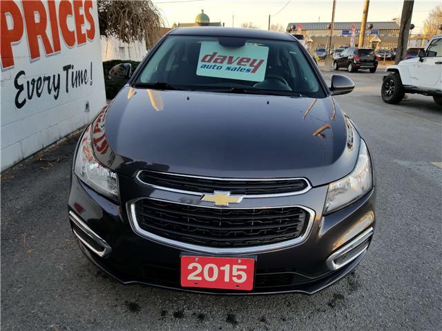 2015 Chevrolet Cruze 1LT (Stk: 18-733) in Oshawa - Image 2 of 16