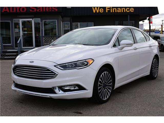 2017 Ford Fusion SE (Stk: P35708) in Saskatoon - Image 2 of 30