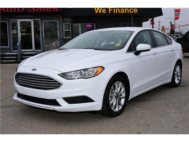 2017 Ford Fusion SE (Stk: P35655) in Saskatoon - Image 2 of 29