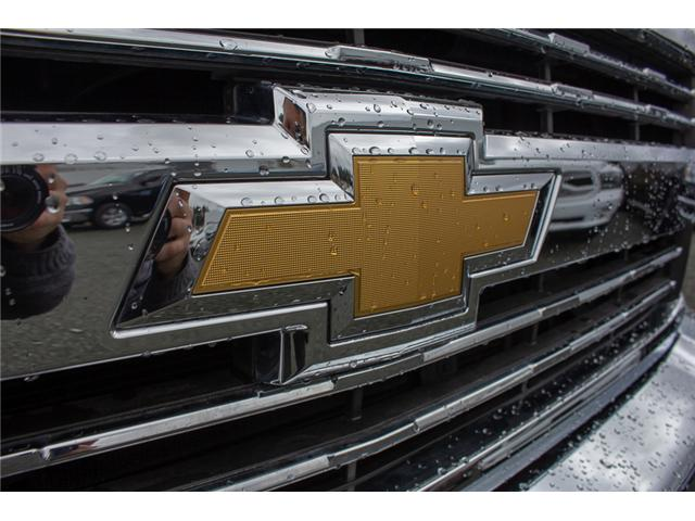 2018 Chevrolet Silverado 3500HD LT (Stk: AG0905) in Abbotsford - Image 9 of 23