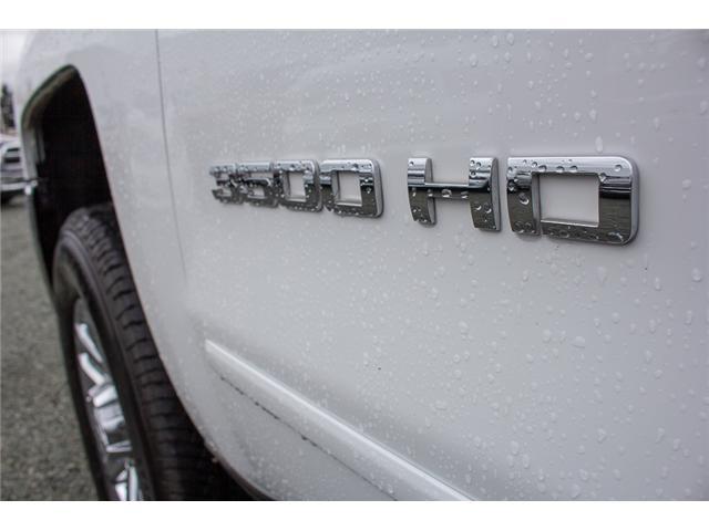 2018 Chevrolet Silverado 3500HD LT (Stk: AG0905) in Abbotsford - Image 10 of 23