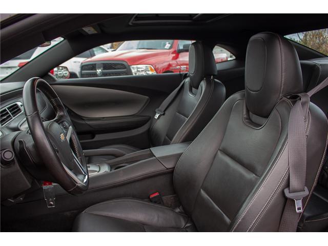 2015 Chevrolet Camaro 2LT (Stk: J346519A) in Abbotsford - Image 9 of 26