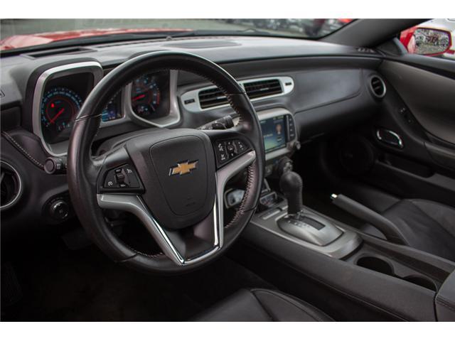 2015 Chevrolet Camaro 2LT (Stk: J346519A) in Abbotsford - Image 10 of 26