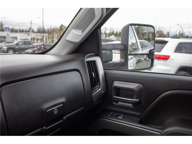 2018 Chevrolet Silverado 3500HD LT (Stk: AG0905) in Abbotsford - Image 22 of 23