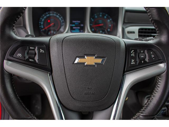 2015 Chevrolet Camaro 2LT (Stk: J346519A) in Abbotsford - Image 18 of 26