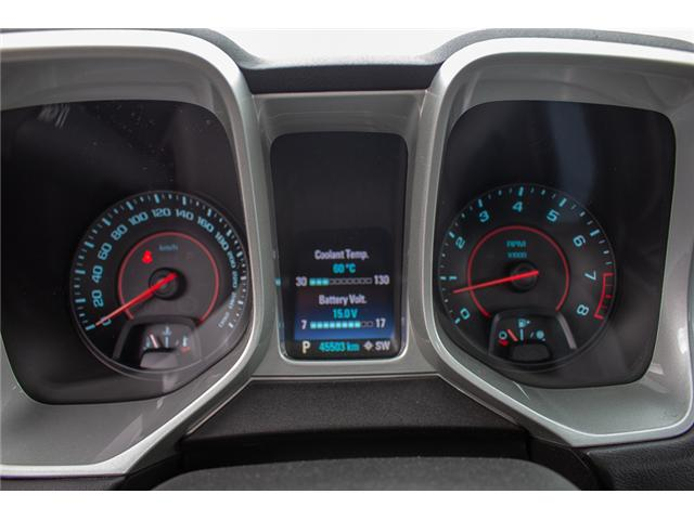 2015 Chevrolet Camaro 2LT (Stk: J346519A) in Abbotsford - Image 19 of 26