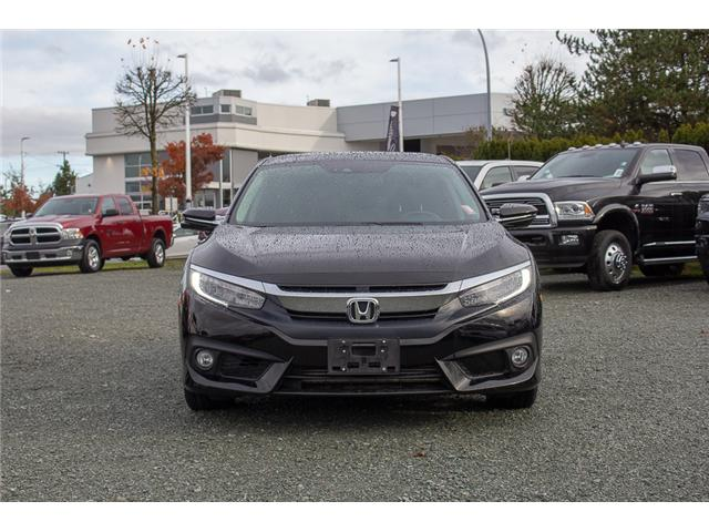 2017 Honda Civic Touring (Stk: J401440A) in Abbotsford - Image 2 of 29