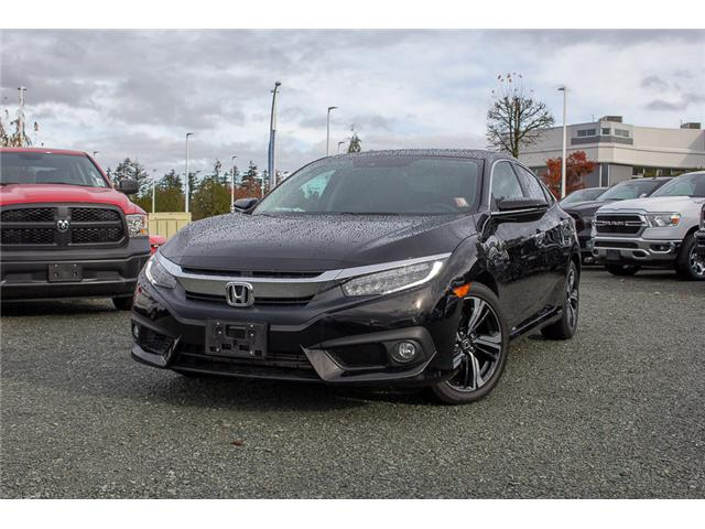 2017 Honda Civic Touring (Stk: J401440A) in Abbotsford - Image 3 of 29