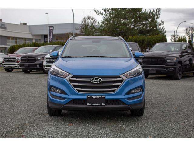 2018 Hyundai Tucson SE 2.0L (Stk: JT652402) in Abbotsford - Image 2 of 28