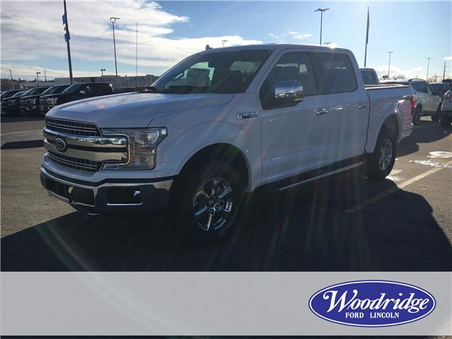 2018 Ford F-150 Lariat (Stk: J-2534) in Calgary - Image 1 of 5