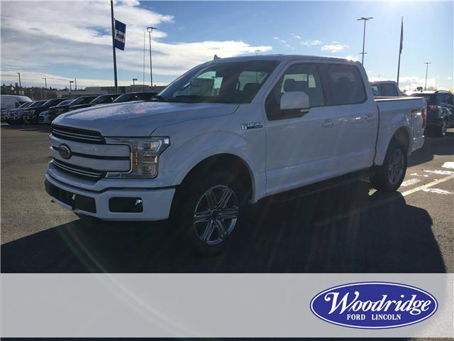 2018 Ford F-150 Lariat (Stk: J-2546) in Calgary - Image 1 of 5