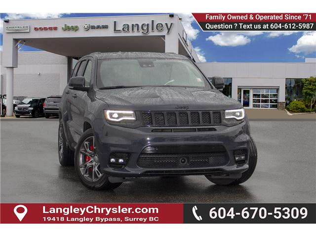 2018 Jeep Grand Cherokee SRT (Stk: EE899290) in Surrey - Image 1 of 30