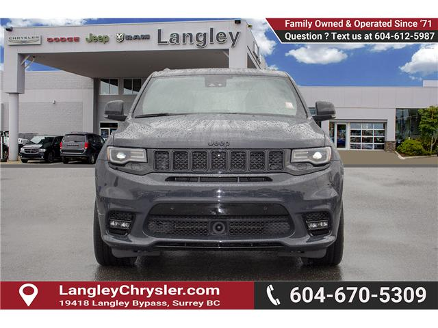 2018 Jeep Grand Cherokee SRT (Stk: EE899290) in Surrey - Image 2 of 30