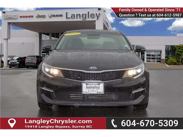 2018 Kia Optima LX (Stk: EE899330) in Surrey - Image 2 of 24