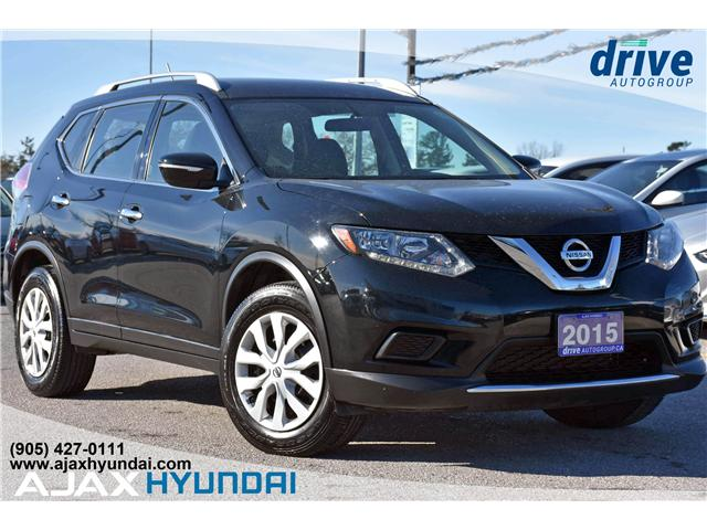 2015 Nissan Rogue S (Stk: P4603) in Ajax - Image 1 of 23