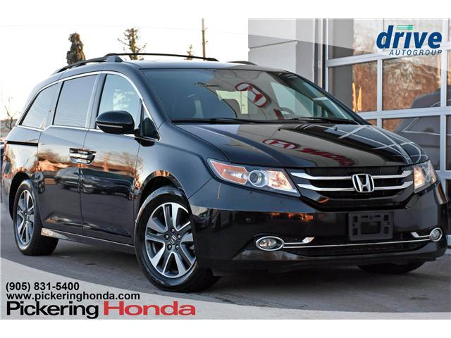2016 Honda Odyssey Touring (Stk: P4526) in Pickering - Image 1 of 29