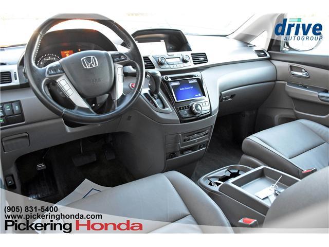 2016 Honda Odyssey Touring (Stk: P4526) in Pickering - Image 2 of 29
