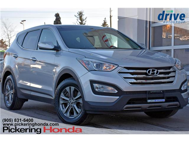2013 Hyundai Santa Fe Sport 2.4 Luxury (Stk: T1903A) in Pickering - Image 1 of 28