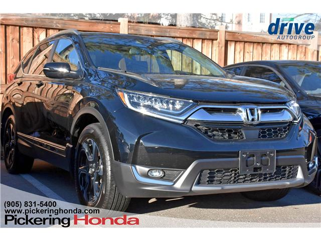 2017 Honda CR-V Touring (Stk: P4355A) in Pickering - Image 1 of 29