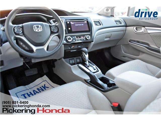 2015 Honda Civic EX (Stk: P4511) in Pickering - Image 2 of 26