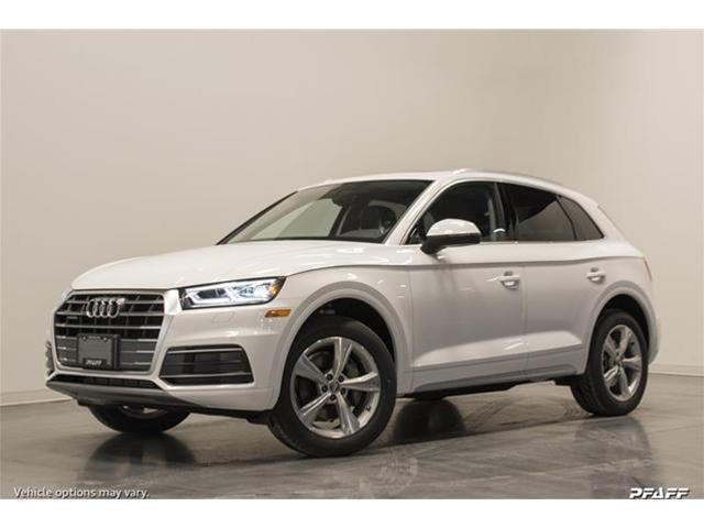 2018 Audi Q5 2.0T Progressiv (Stk: T15881) in Vaughan - Image 1 of 7