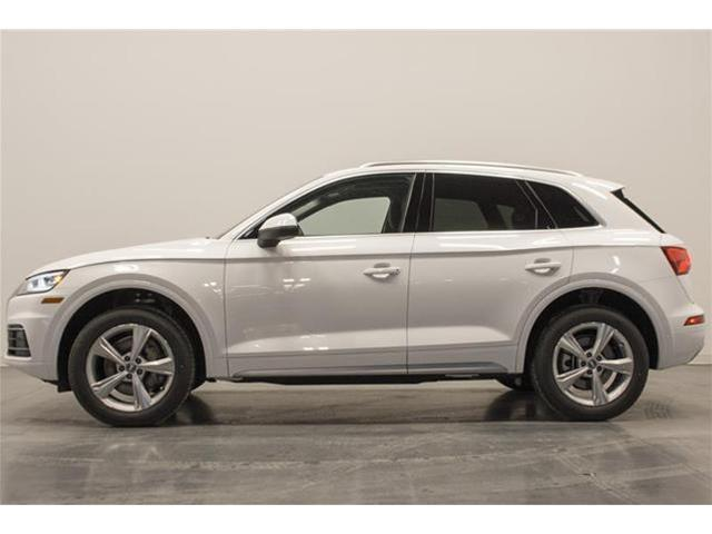 2018 Audi Q5 2.0T Progressiv (Stk: T15881) in Vaughan - Image 2 of 7
