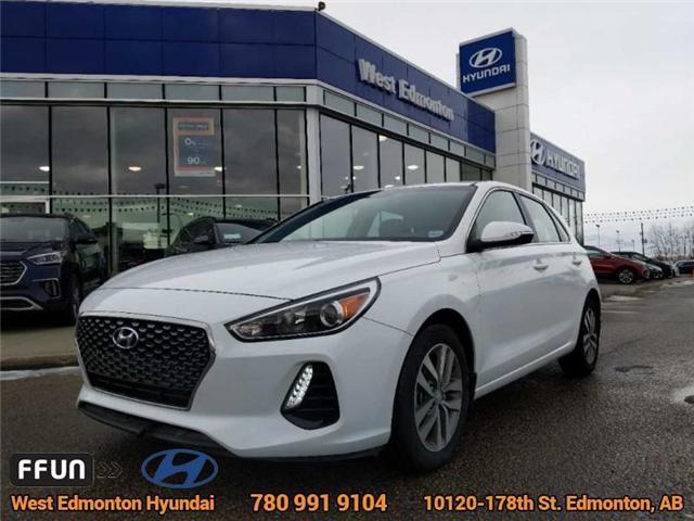 2018 Hyundai Elantra GT GL (Stk: P0806) in Edmonton - Image 1 of 23