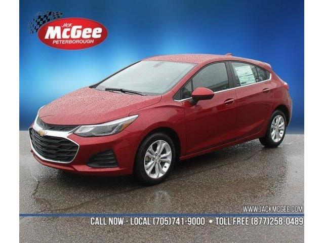 2019 Chevrolet Cruze LT (Stk: 19209) in Peterborough - Image 1 of 4