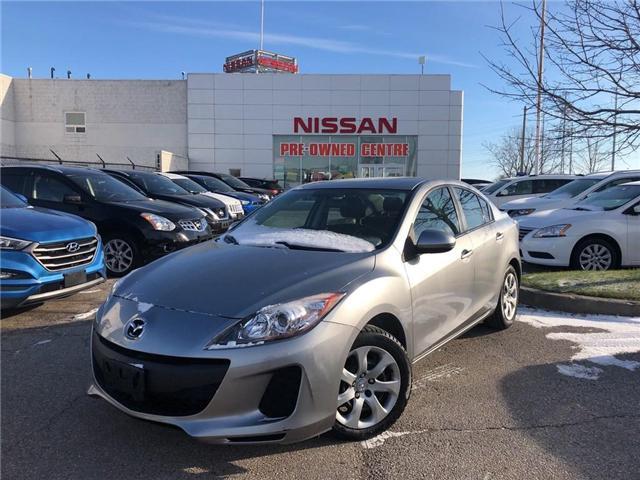 2012 Mazda Mazda3 GX (Stk: M9731A) in Scarborough - Image 1 of 13
