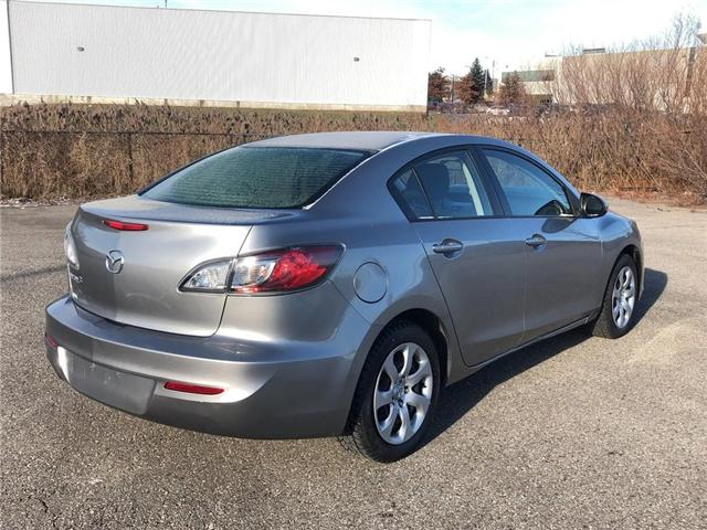 2012 Mazda Mazda3 GX (Stk: M9731A) in Scarborough - Image 4 of 13
