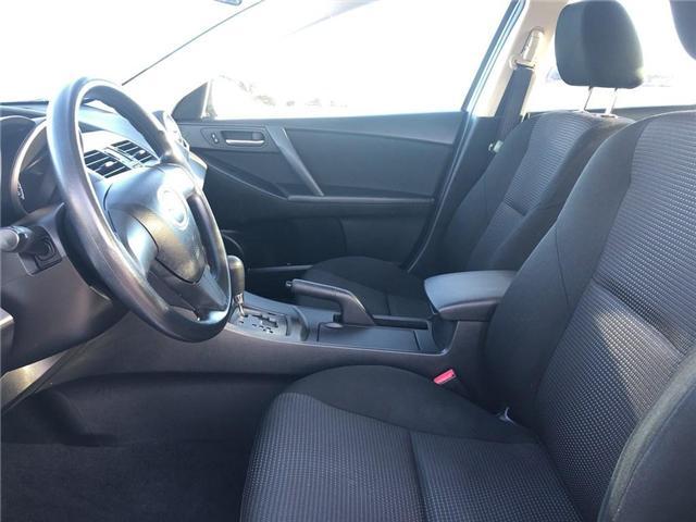 2012 Mazda Mazda3 GX (Stk: M9731A) in Scarborough - Image 5 of 13