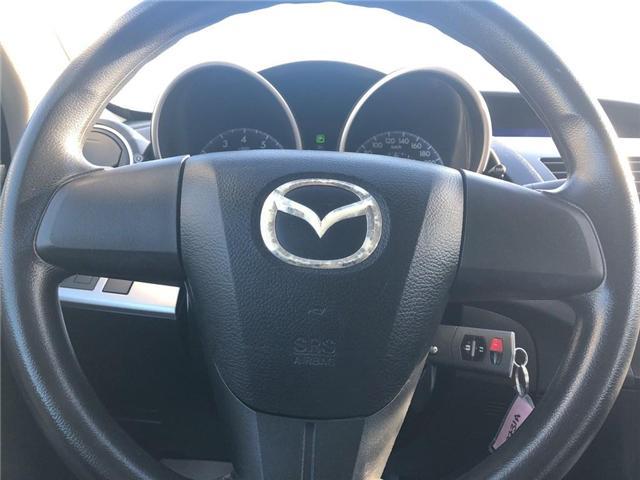 2012 Mazda Mazda3 GX (Stk: M9731A) in Scarborough - Image 7 of 13