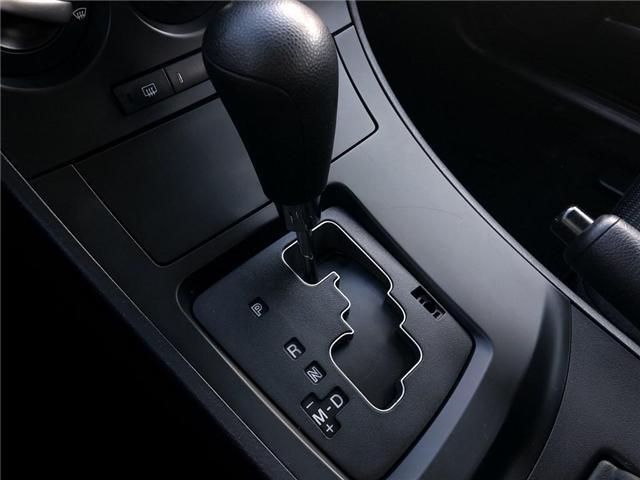 2012 Mazda Mazda3 GX (Stk: M9731A) in Scarborough - Image 11 of 13