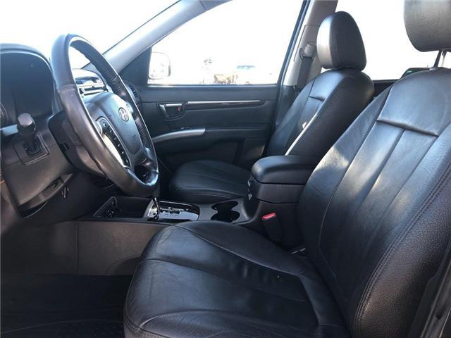2010 Hyundai Santa Fe Limited w/Navi (Stk: M9408B) in Scarborough - Image 5 of 15