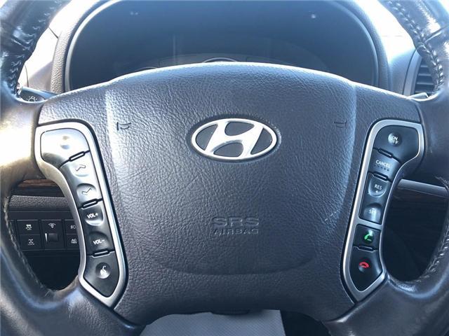 2010 Hyundai Santa Fe Limited w/Navi (Stk: M9408B) in Scarborough - Image 7 of 15