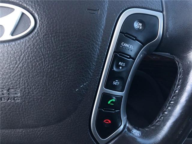 2010 Hyundai Santa Fe Limited w/Navi (Stk: M9408B) in Scarborough - Image 9 of 15