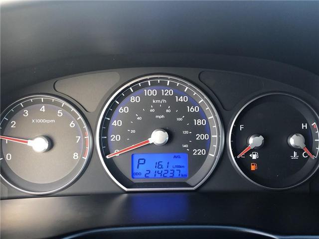 2010 Hyundai Santa Fe Limited w/Navi (Stk: M9408B) in Scarborough - Image 10 of 15