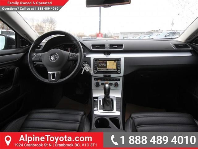 2015 Volkswagen CC Sportline (Stk: W730740A) in Cranbrook - Image 10 of 19