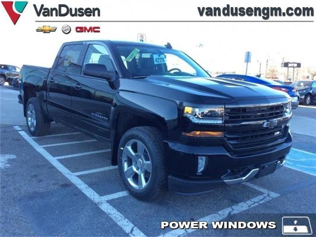 2018 Chevrolet Silverado 1500 LT (Stk: 184229) in Ajax - Image 1 of 18