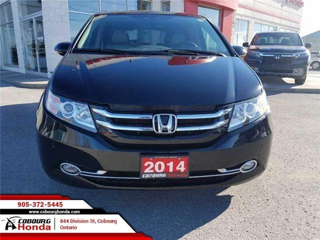 2014 Honda Odyssey Touring (Stk: G1732) in Cobourg - Image 2 of 17