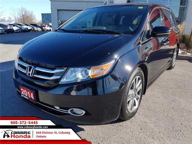 2014 Honda Odyssey Touring (Stk: G1732) in Cobourg - Image 3 of 17