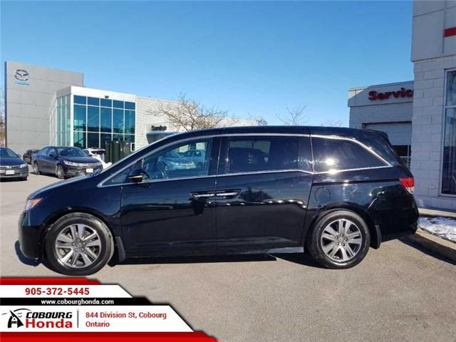2014 Honda Odyssey Touring (Stk: G1732) in Cobourg - Image 4 of 17