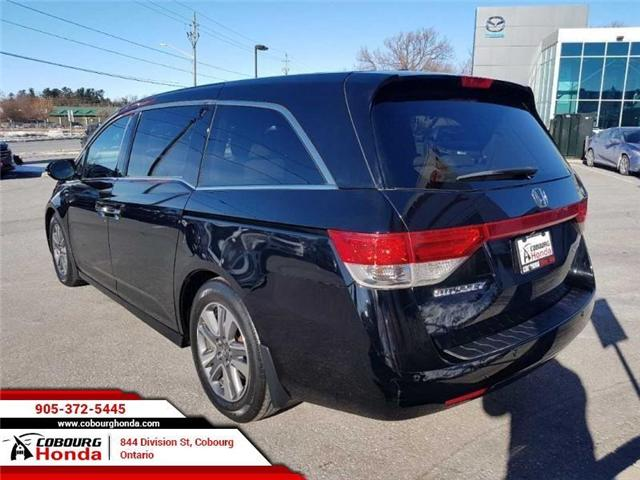 2014 Honda Odyssey Touring (Stk: G1732) in Cobourg - Image 5 of 17