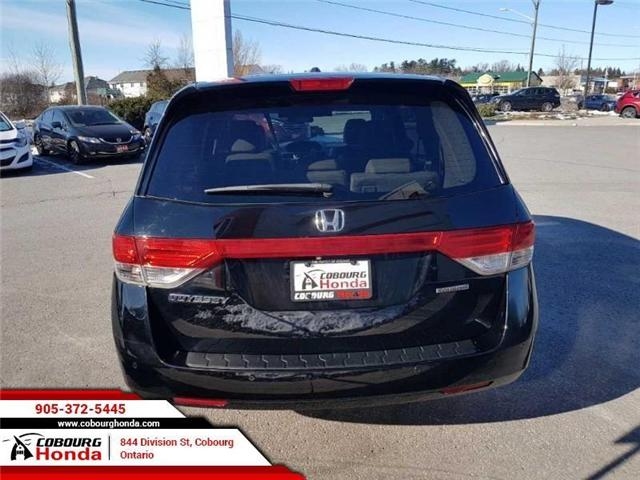2014 Honda Odyssey Touring (Stk: G1732) in Cobourg - Image 6 of 17