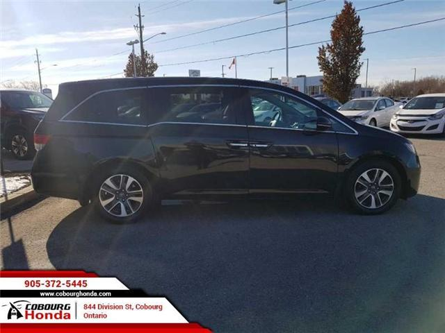 2014 Honda Odyssey Touring (Stk: G1732) in Cobourg - Image 8 of 17